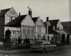 Chillingham Road School