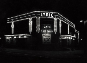 Lyric cinema 1936