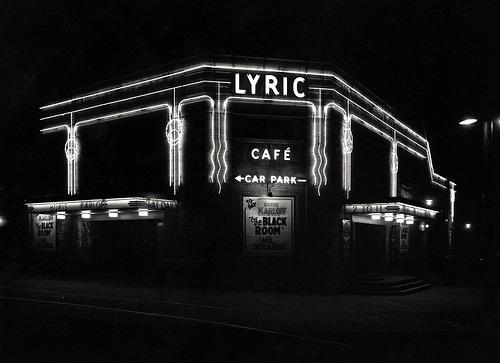 Lyric cinema 1936
