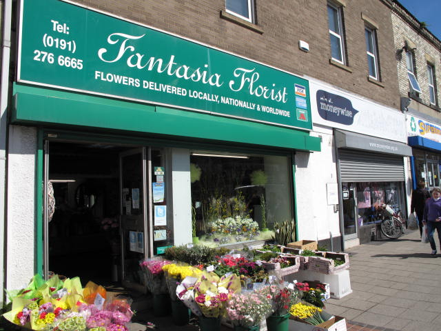 Fantasia Florist Heaton History Group