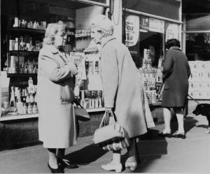 Shopping on Newton Road 2