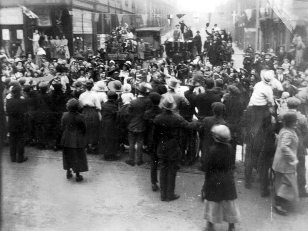 200. Prince of Wales Visit 1923