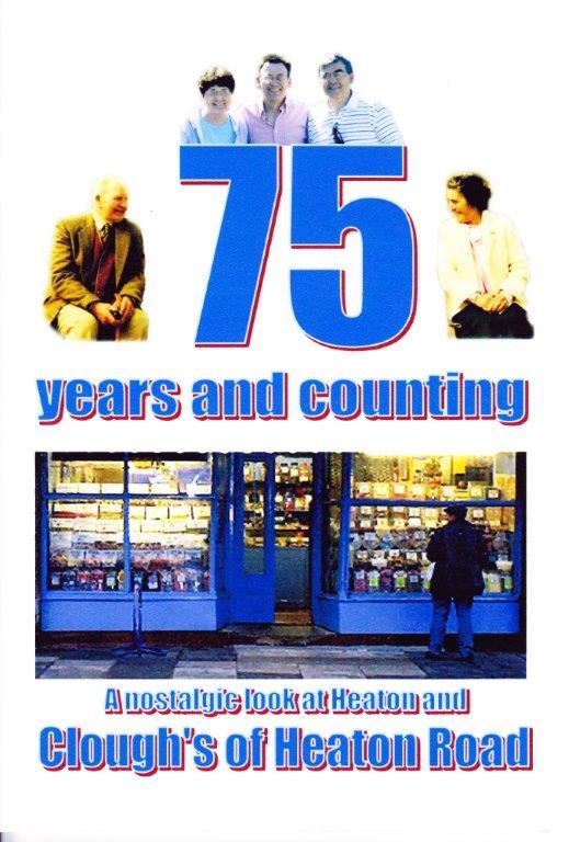 Clough's sweet shop book cover