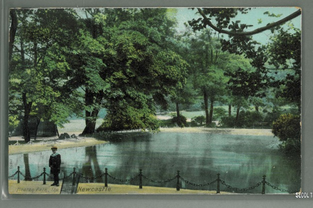 Heaton Park Lake