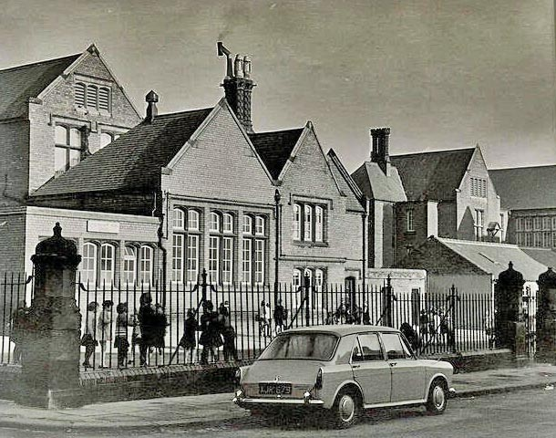 Chillingham Road School (1966)
