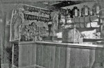 Edgar Couzens in his shop