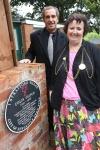 Colin Veitch plaque 1