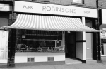 Robinson Pork Butchers in 1960s