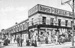 Beavans on site of High Main pub