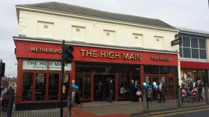 High Main Pub 2013