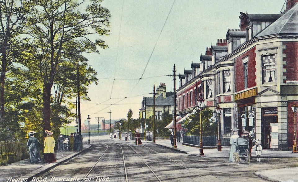 200 Heaton Road