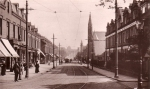 Heaton Road, looking South