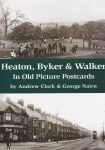 Cover of Heaton, Byker and Walker in old postcards