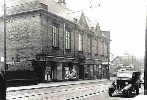 Heaton Electric Cinema