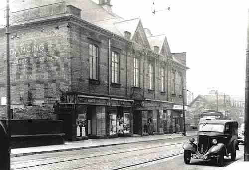 Heaton Electric Cinema