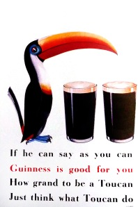 Gilroy1935 Toucan and 2 pints