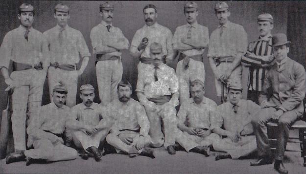 Gentlemen of Philadelphia, 1884