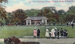 Bowling green, Heaton Park