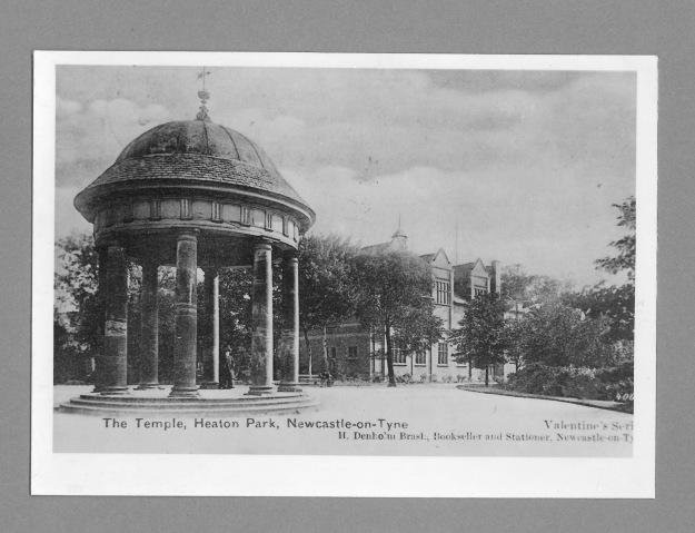 Old temple - Heaton Park