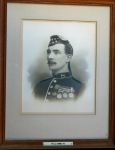 Private Edward Lawson VC - photograph from the Gordon Highlanders Museum