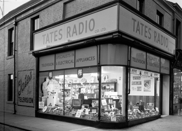 Tates Radio Shields Road