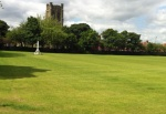 Heaton Medicals Cricket Ground 2014