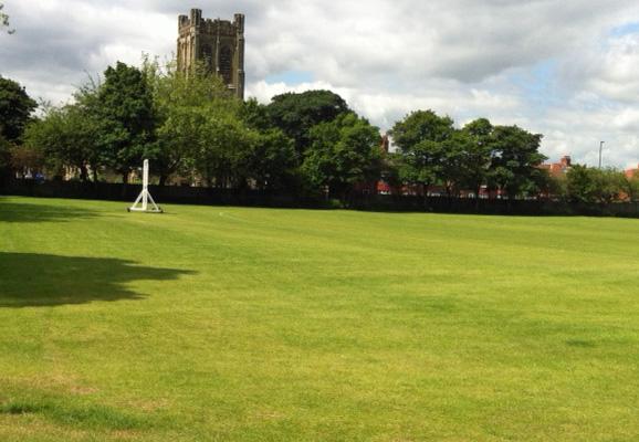 Heaton Medicals Cricket Ground 2014