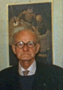 Leo Beers in later life