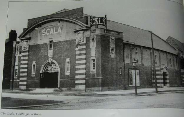 Scala cinema Chillingham Road