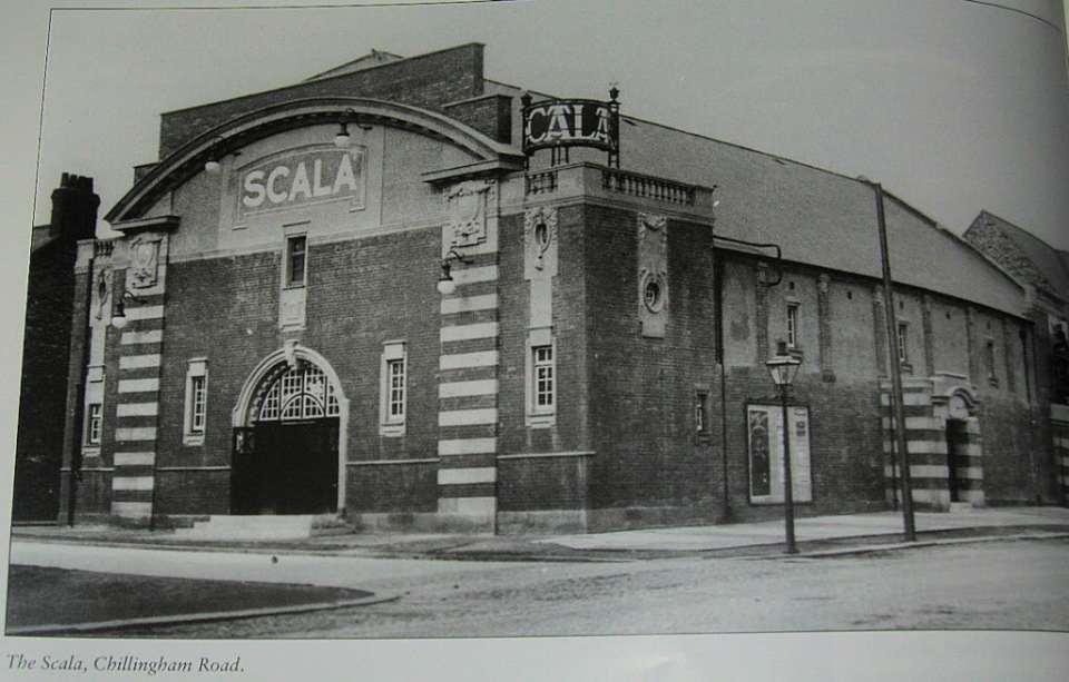 Scala cinema Chillingham Road