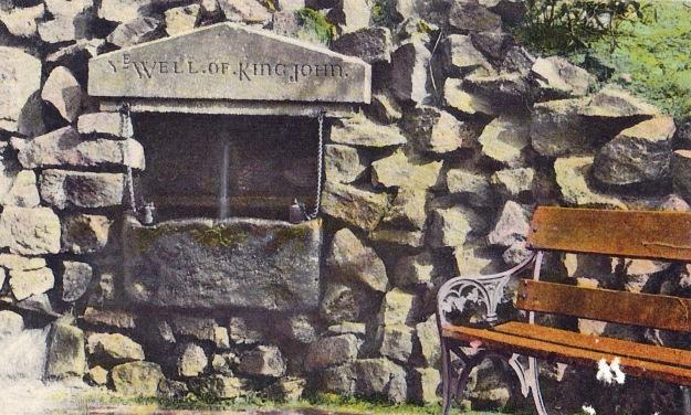 King John's Well