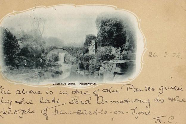 Old Mill, Jesmond Dene