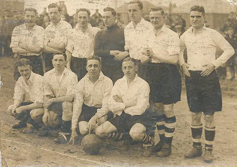 Heaton Stannington, 1934 team photo