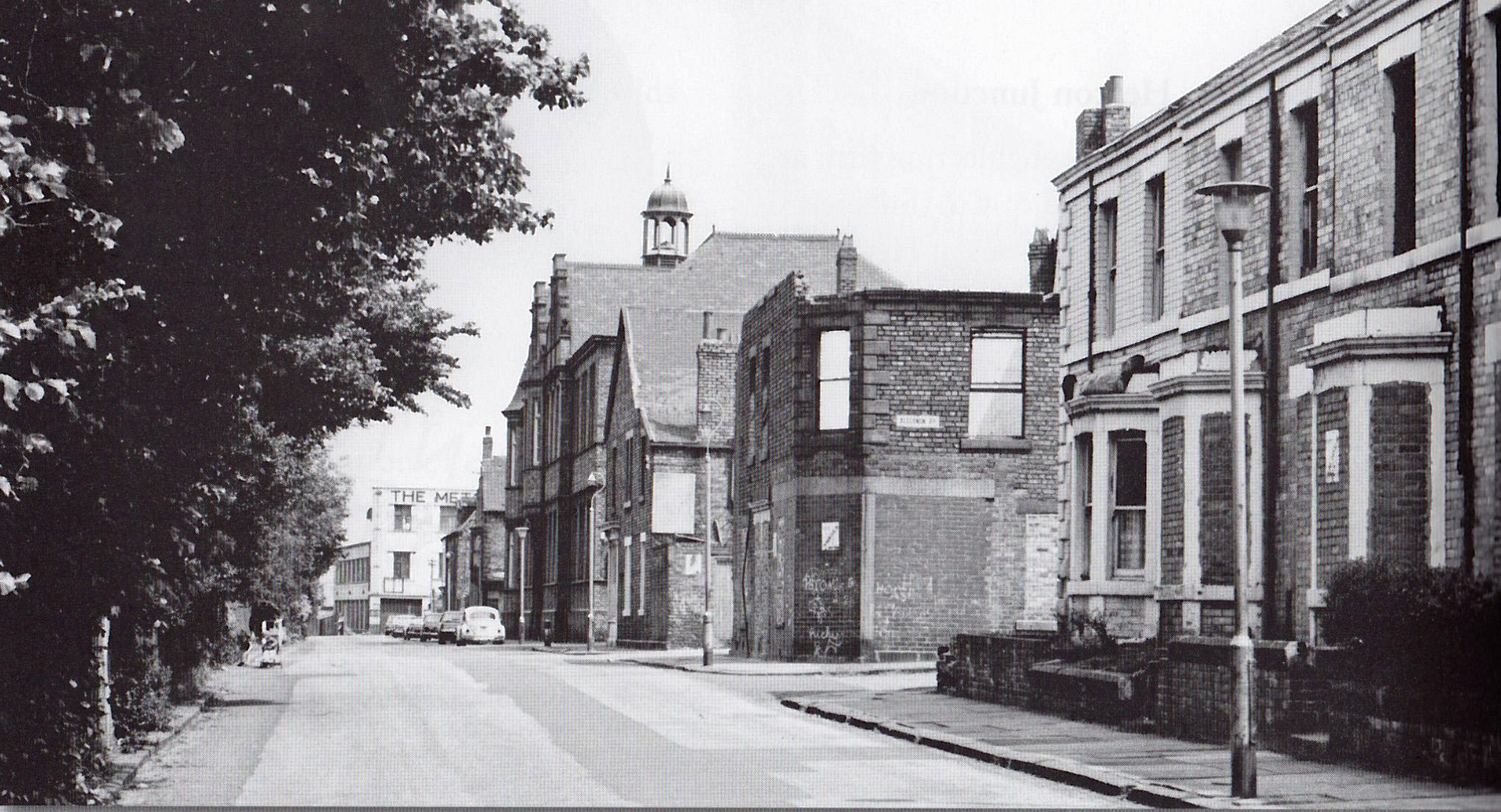 Leighton Primitive Methodist Church Heaton History Group