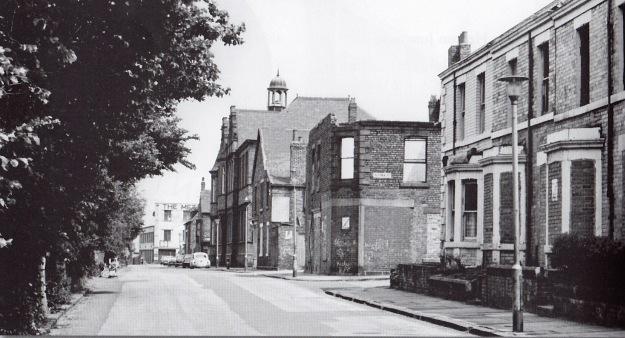 North View School 1974