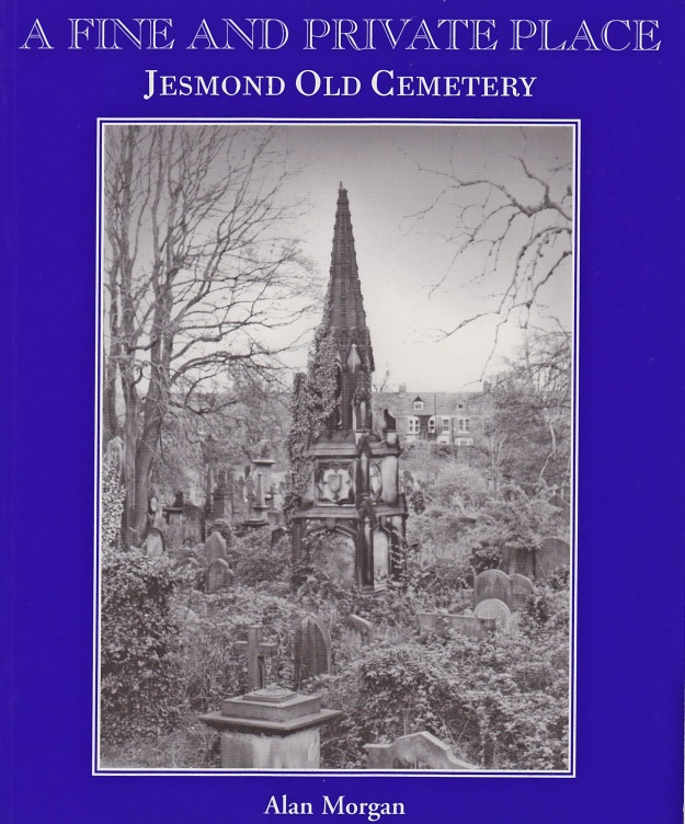 Many prominent Heaton residents are buried in Jesmond Old Cemetery