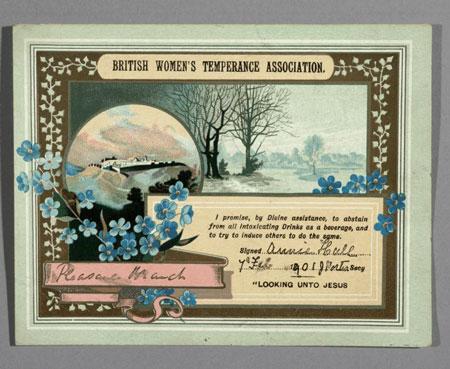 BWTA Pledge Card