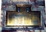St Gabriel's Church War Memorial