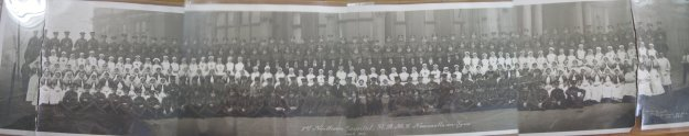 1st Northern General Staff 1916