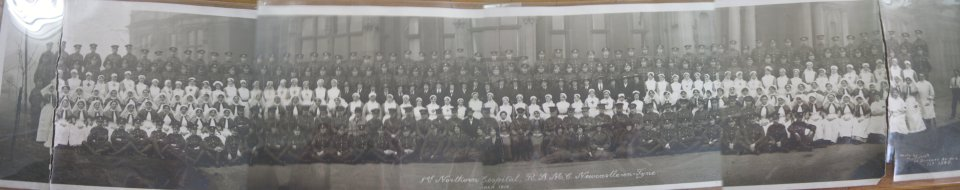 1st Northern General Staff 1916