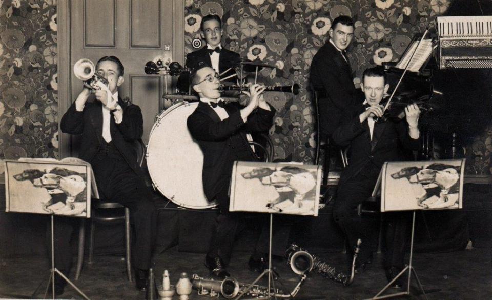Henner Hudspeth's band