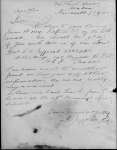 Arthur Jeffcoat's letter about his son