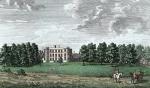 Heaton Hall, illustrated in 1795