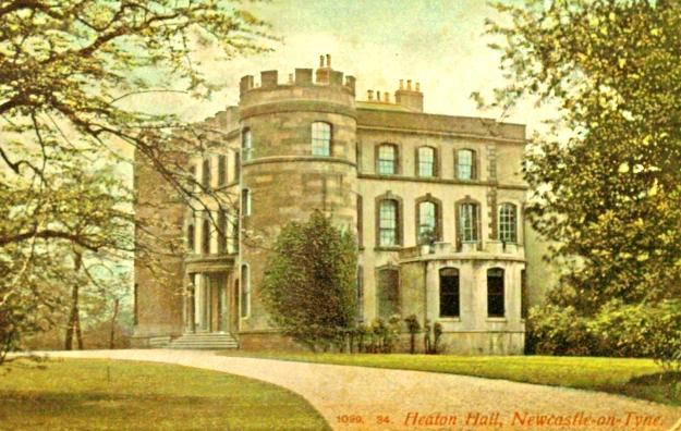 Heaton Hall c1907