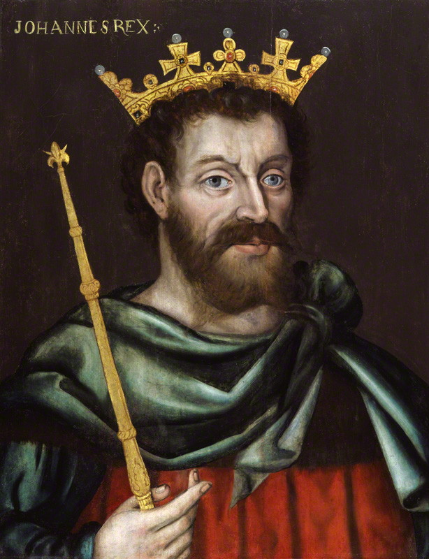 King John by Unknown artist