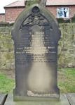 Robert Wood's grave