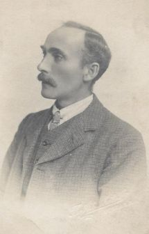 Robert Walker, Isabella Wood's brother, who grew potatoes in a field of Red Hall Drive