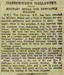Newcastle Journal 18 November 1916