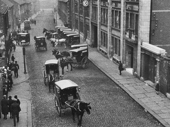 Ringtons, Algernon Road c1930
