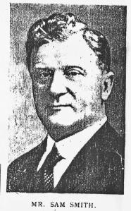 Sam Smith, founder of Ringtons